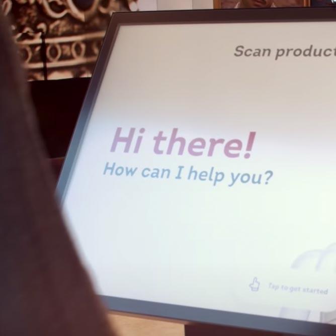 Ombori self-service technology